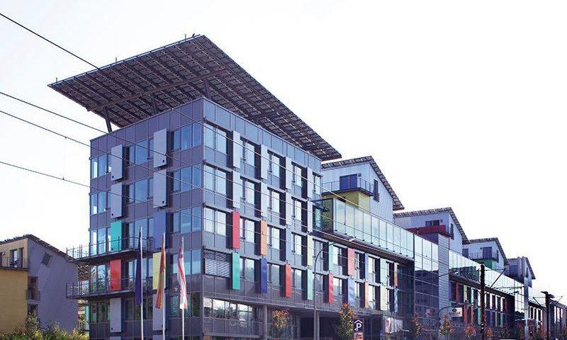 Barrio Alemania Solar fachadas