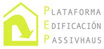 logo plataforma edificacion passiv