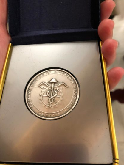 Medgon Medalla de plata