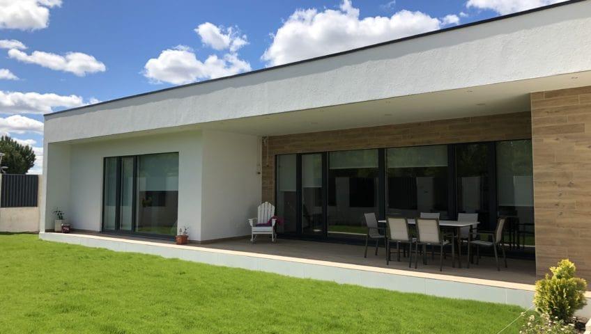 Casa Moni, en Laguna de Duero, recibe la certificación Passivhaus