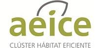 logo aeice hábitat eficiente
