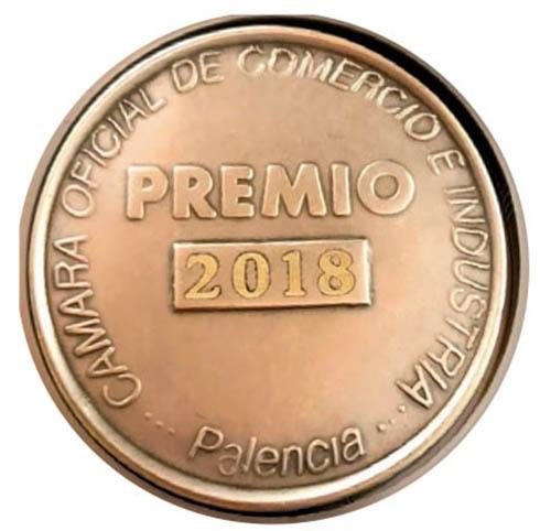 Premio 2018 (Camara Oficial de Comercio e Industria)